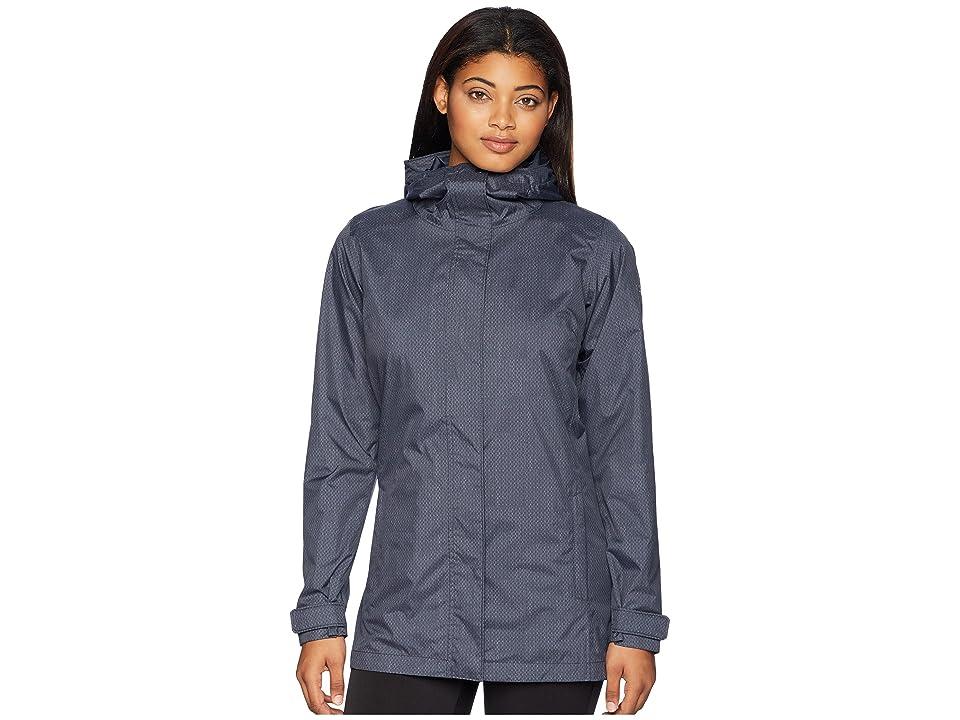 Columbia Splash A Little II Rain Jacket (India Ink Starts Print) Women