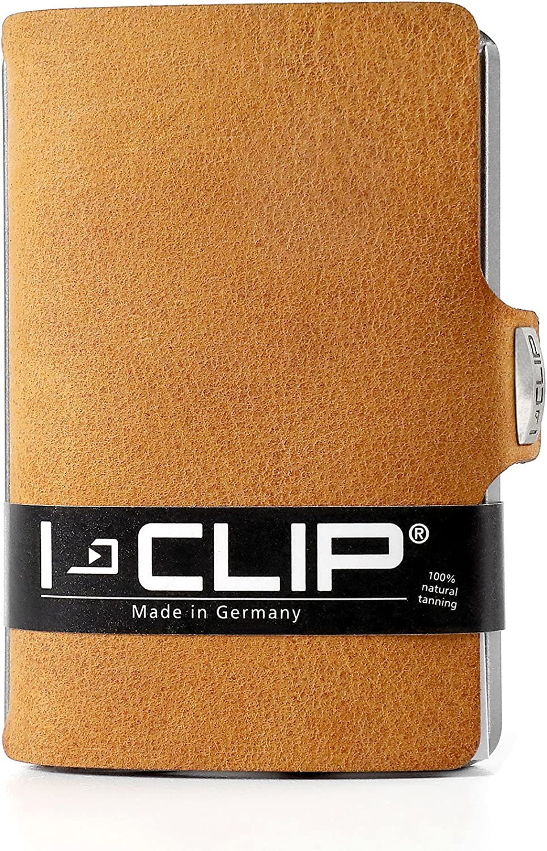 I-CLIP IC-14508 - Soporte para Tarjetas de crédito (Tacto Suave)