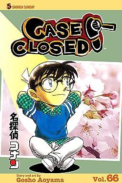 Case Closed, Vol. 66: Cherry Blossom Confidential