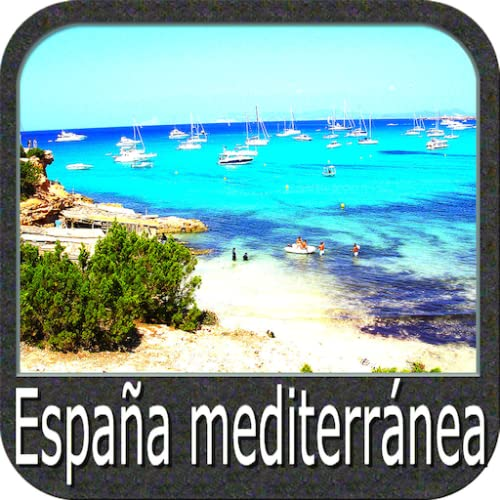 España med cartas náuticas gps