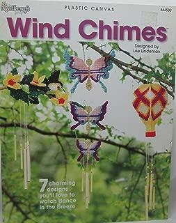 Wind Chimes: Plastic Canvas (The Needlecraft Shop)