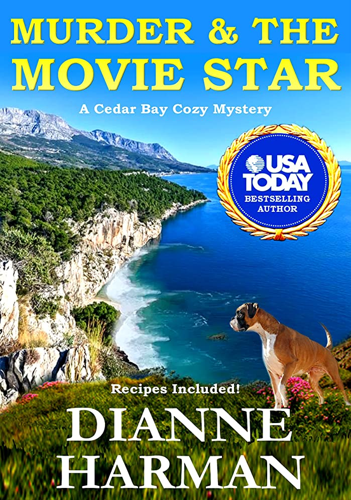 ブラケット事実上複合Murder & The Movie Star: A Cedar Bay Cozy Mystery - Book 12 (English Edition)