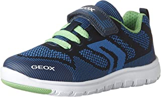 Geox Kids' Xunday BOY 5 Sneaker