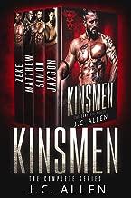 Kinsmen: The Complete Series: (An MC Romance) (Kinsmen MC)