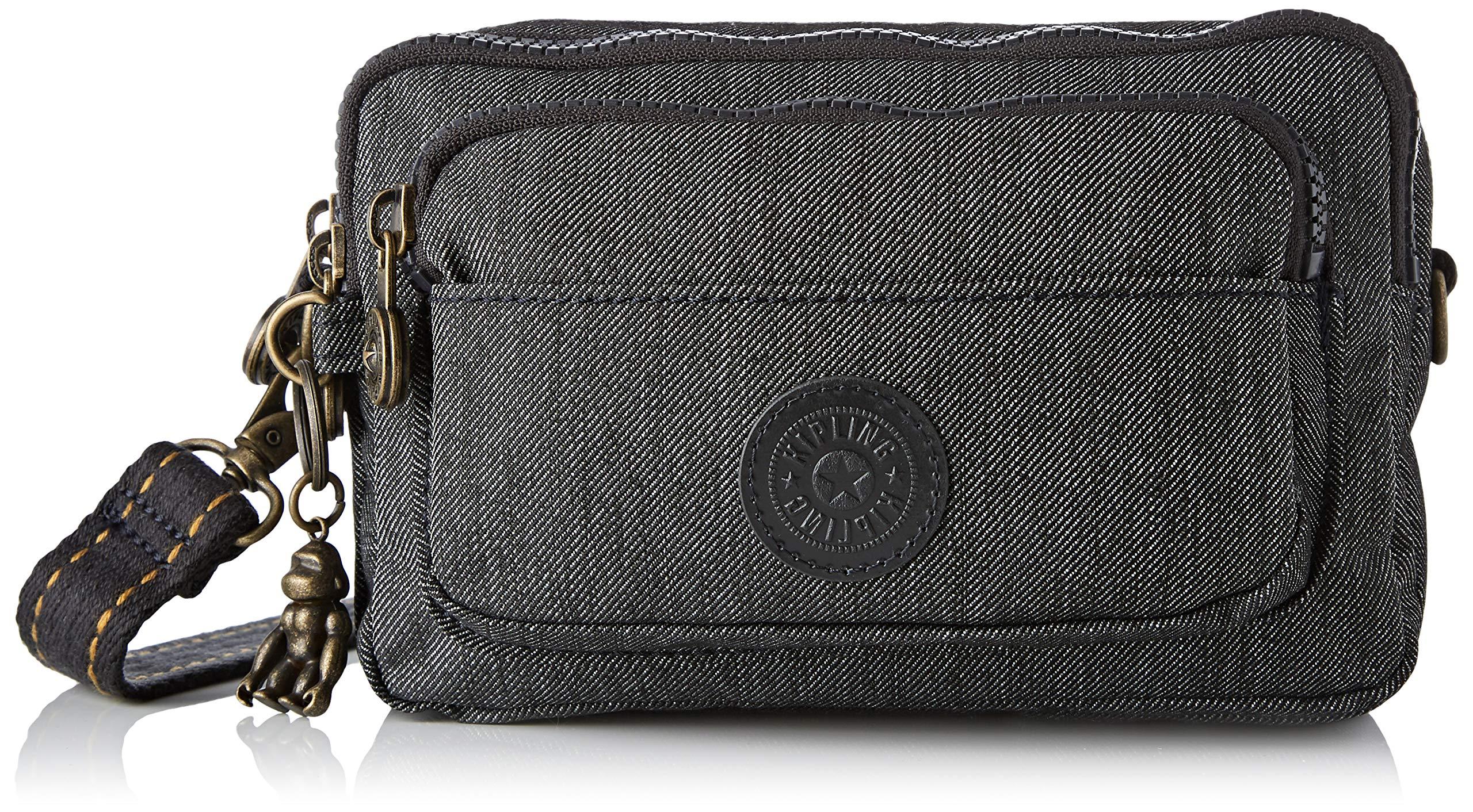 Bangle009 Big Promotion 4 Pcs//Set Women Faux Leather Cross Body Shoulder Bag Handbag Card Holder Clutch Black