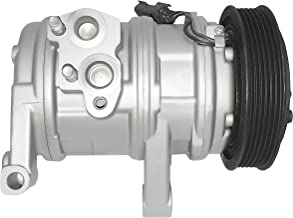 RYC Remanufactured AC Compressor and A/C Clutch GG361