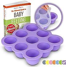 KIDDO FEEDO Recipiente para comida de bebé - Envase de