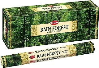 عودهای چوب جنگل بارانی HEM - بسته 6 - 120 عددی - 301 گرم
