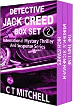 Detective Jack Creed Box Set 2: Mystery Novellas Volumes 5 - 7 (International Mystery Thriller And Suspense Series)