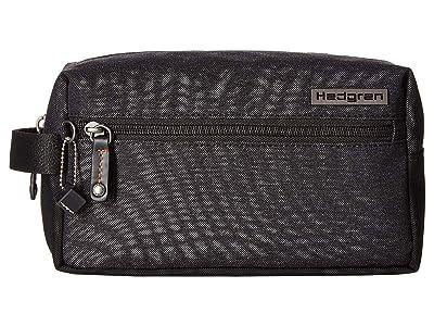 Hedgren Mash Toiletry Bag (Asphalt) Toiletries Case