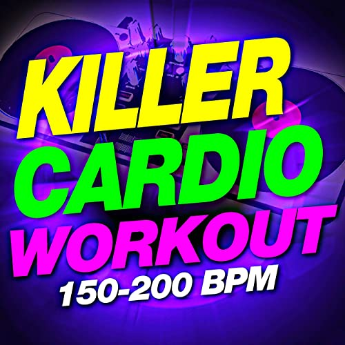 Killer Cardio Workout 150-200 BPM by Workout Buddy on Amazon