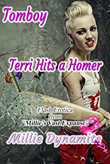 Tomboy: Terri Hits a Homer (Millie's Vast Expanse)