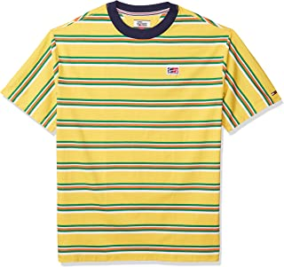 Men's THD Short Sleeve Striped T Shirt