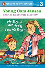 Young CAM Jansen and the Substitute Mystery: 11