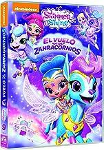 Shimmer & Shine 9: El vuelo de los Zahracornios [DVD]