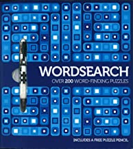 Wordsearch Puzzles w/ Pencil