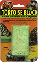 Zoo Med Laboratories SZMBB55 Tortoise Banquet Block, Net WT 5 oz
