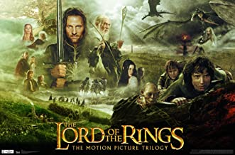Trends International Lord of The Rings Trilogy Wall Poster 22.375