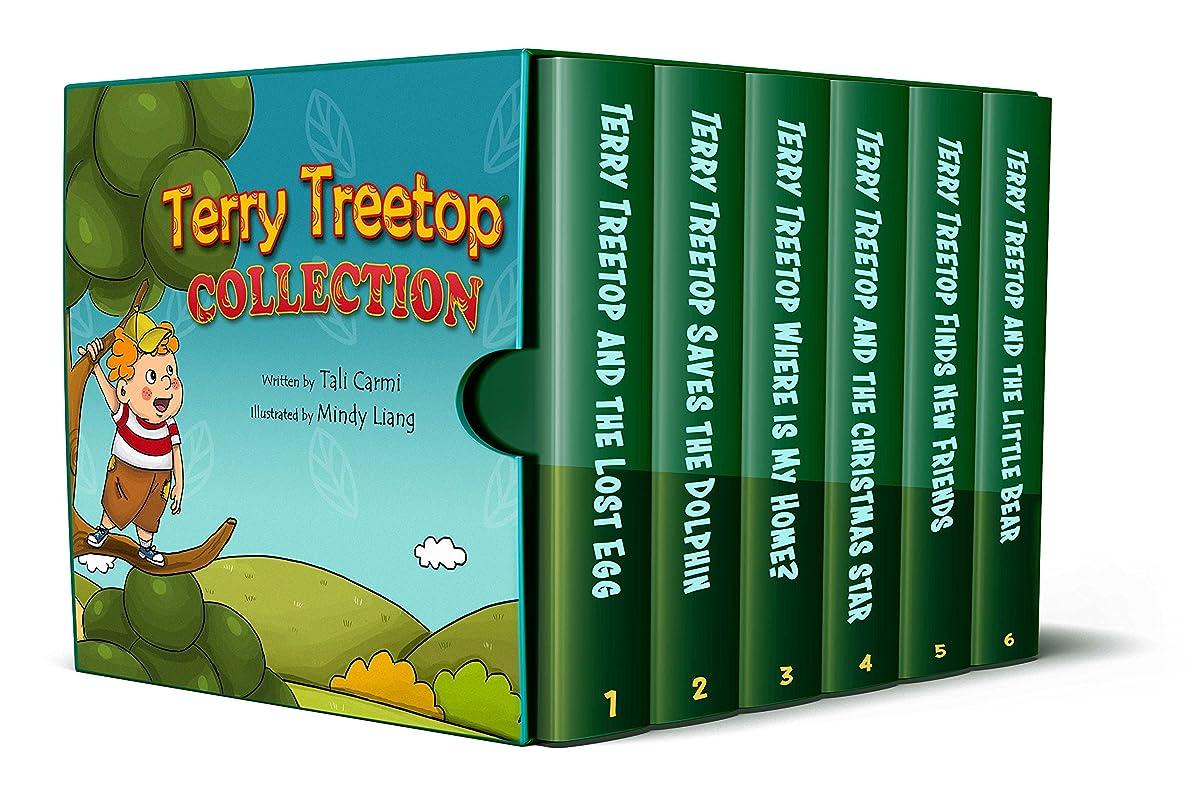 妖精ソファー必要The Terry Treetop 6 books Collection (English Edition)