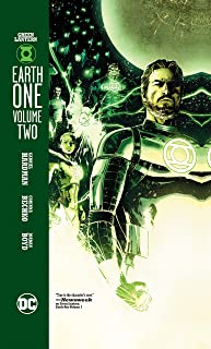 Green Lantern: Earth One Volume 2