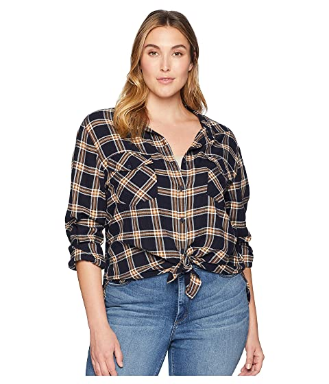 Sanctuary Tops , URBAN PLAID