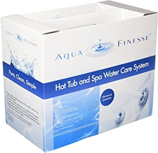 AquaFinesse Hot Tube Water Care Kit - Dichlor (Powder)