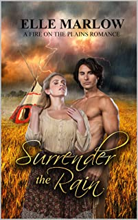 Surrender the Rain (A Fire on the Plains Romance Book 1) (English Edition)