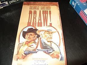 Draw! VHS