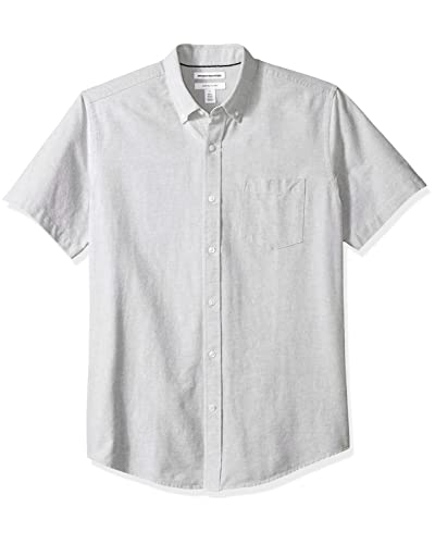 67eb8a0a Men's Gray Shirt: Amazon.com