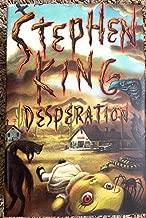 Desperation Stephen King 1st edition 1st print !