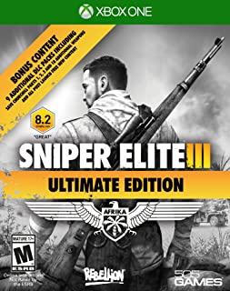 505 Games Sniper Elite III Ultimate Edition, Xbox One