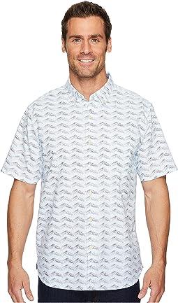 Tommy Bahama Chevron Shores Woven Shirt