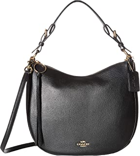 Women's Polished Pebble Leather Sutton Hobo