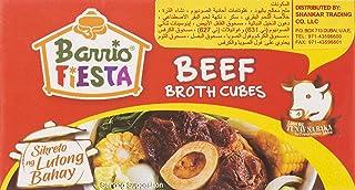 Barrio Fiesta Beef Broth Cubes (6x10gm) 60gm, Siblings