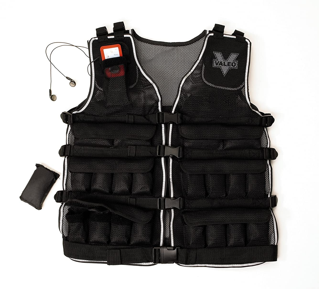 ドライかなり信頼Valeo 20lb Weighted Vest WV20 %