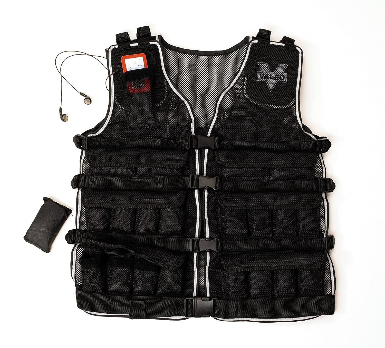 Valeo 20lb Weighted Vest WV20 %