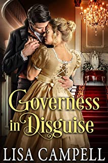 Governess in Disguise: Historical Regency Romance