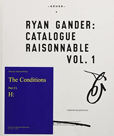 Ryan Gander: Catalogue Raisonnable: 1