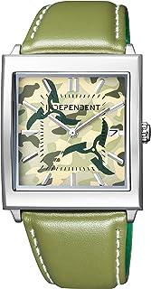 [シチズン]CITIZEN 腕時計 INDEPENDENT インディペンデント 戦国BASARAコラボレーションモデル 猿飛佐助モデル BQ1-417-92 メンズ