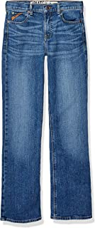 ARIAT Boys' Big Kids B4 Relaxed BootcutJean