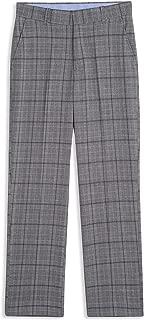 Quần dành cho bé trai – Boys' Flat Front Patterned Dress Pant