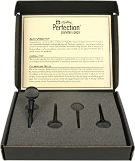 Knilling 4/4 size Perfection Planetary Geared Violin Peg Set with Synthetic Head