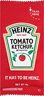 Best small packets of condiments Reviews