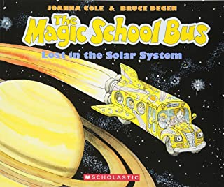 The Magic School Bus Lost In The Solar System