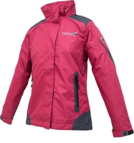 Deproc Active Veste d'extérieur pour femme et veste d'hiver rokky