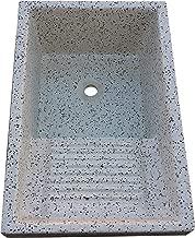Pila con Lavadero de piedra para exterior o interior. (Dálmata)