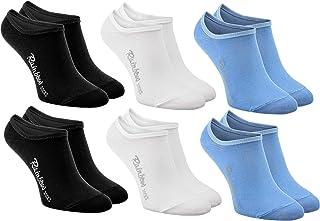 Rainbow Socks, Mujer Hombre - Calcetines Bajos Invisibles de Algodón
