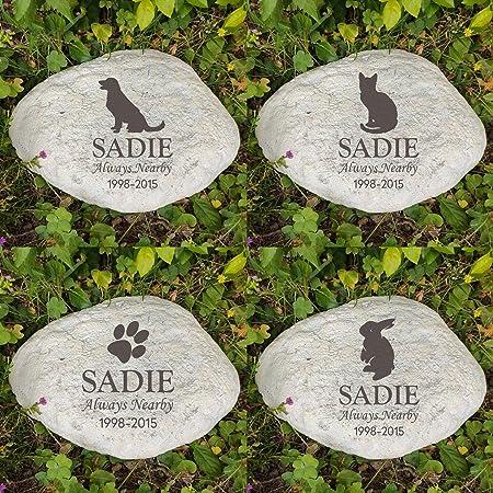 Custom pet memorial