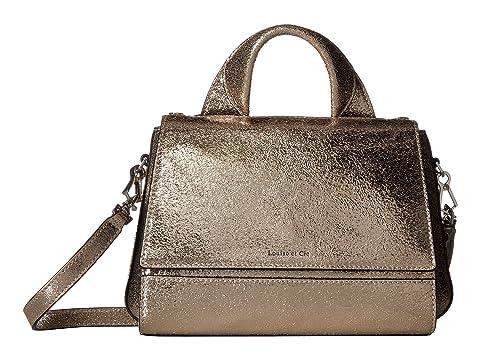 Louise et Cie Tysse Micro Satchel (Citrine Metal) Satchel Handbags MN7JH