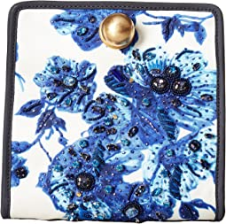 Tory Burch - Darcy Embroidered Clutch